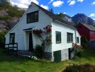 Nice little house for your holidays at Hardanger in south west norway, motorboat included.