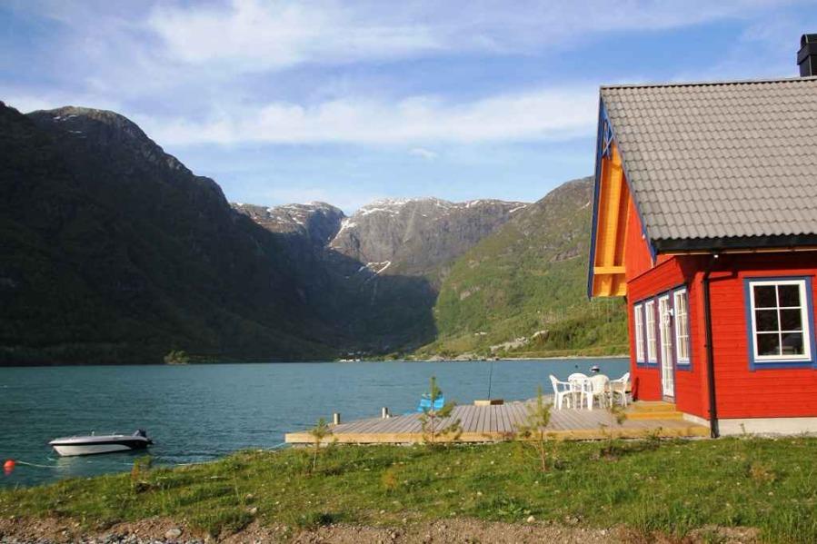 ferienhaus in norwegen norway fjordhytter. Black Bedroom Furniture Sets. Home Design Ideas