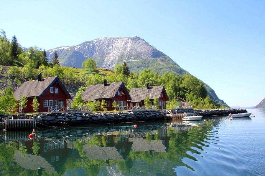 einzigartiges ferienhaus am fjord norwegen norway. Black Bedroom Furniture Sets. Home Design Ideas