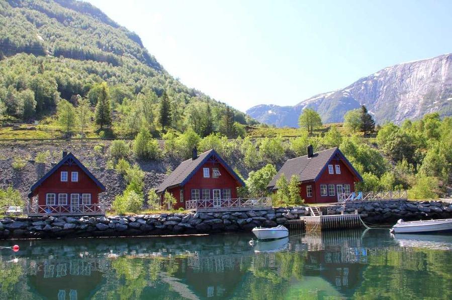 norwegen ferienhaus am fjord norway fjordhytter. Black Bedroom Furniture Sets. Home Design Ideas