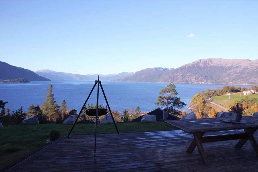 luxus ferienhaus in norwegen am fjord norway fjordhytter. Black Bedroom Furniture Sets. Home Design Ideas